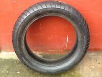 Bridgestone rear tyre