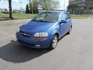 2006 Chevrolet Aveo 5dr Wgn LT