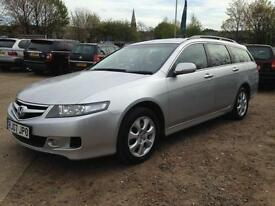 2007 Honda Accord 2.2 i-CTDi Sport Estate Long Mot 2 Owners Estate