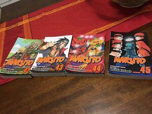NARUTO  books Kitchener / Waterloo Kitchener Area image 1