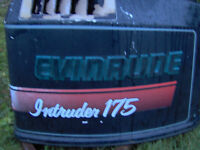 175 hp. Evinrude Intruder