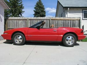 Reatta 2-Door Convertable