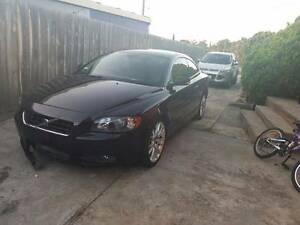 Volvo c70 t5 2007 convertible  auto damaged Meadow Heights Hume Area Preview