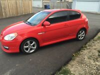 2008 Hyundai Accent SR LOADED 2 SETS OF TIRES