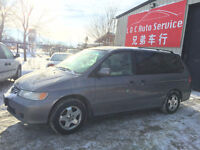 2000 Honda Odyssey CLEAN TITLE, FRESH SAFETY,POWER SIDING DOOR