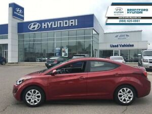 2016 Hyundai Elantra GL | HEATED SEATS | BLUETOOTH