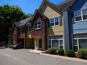 Executive Two Storey Townhouse in Downtown Fredericton