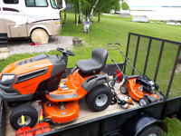 Tim's Lawn Care  Dryden ontario