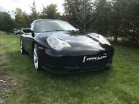 2001 Porsche 911 CARRERA Coupe Petrol Manual
