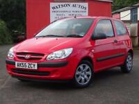 2005 Hyundai Getz 1.1 GSI SE - JUST 19,000 MILES FROM NEW! SPOTLESS!