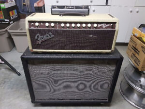 Fender Supersonic 22 Head with 2x12 Cabinet
