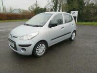 2009 HYUNDAI I10 1.2 CLASSIC 5DR ONLY 34000 MILES LOW INSURANCE NOTE FIESTA CLIO