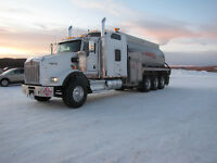 2009 Kenworth T800-3 w/Stainless Tank - Sell or Trade