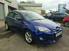 image for 2014 Ford Focus 1.6TDCi ( 115ps ) 2014MY Zetec Navigator