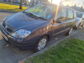 Renault Scenic Diesel 26,000 Mint condition