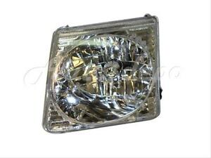 2001 2002 2003 ford explorer sport headlight w bulb l. Black Bedroom Furniture Sets. Home Design Ideas