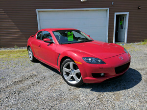 2006 mazda RX8! 56KM!!! New mvi. Like new !!