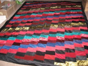 Home made  quilts.and afgans.