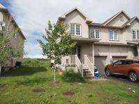 Spacious ,beautiful  four bedroom End unit town house for sale