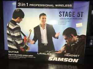 3in1 Professional Wireless System