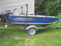 2007 princecraft ungava 12 ft