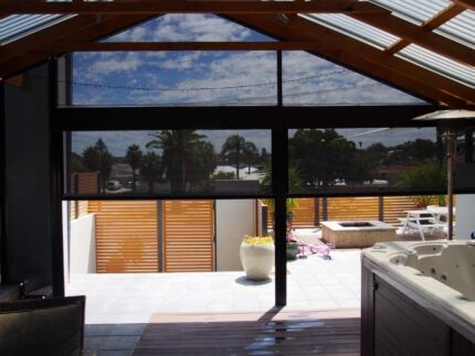 Cafe Blinds- Sale Prices for the best Australian outdoor blinds West Perth Perth City Preview