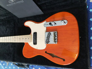 G&L USA ASAT Classic Custom Semi-Hollow (Thinline Tele)