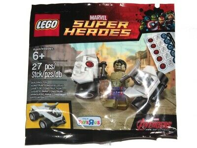 LEGO Marvel Super Heroes Avengers Age of Ultron Hulk 5003084 Polybag, New!