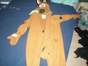 costume d halloween a tres bas prix de scoobydoo