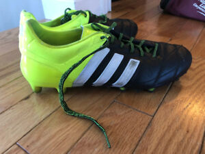 Soccer Gear (Cleats, Shin pads & socks)