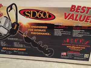 """Jiffy SD60i Ice Auger- 8"""""""