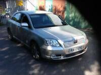 Toyota Avensis 2.0 D-4D T4 DIESEL,1 PREVIOUS OWNER,JUNE 2018 MOT BARGAIN £695
