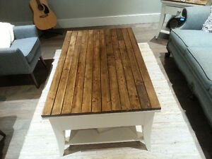 Refinished Mission Style Coffee Tables Oakville / Halton Region Toronto (GTA) image 2