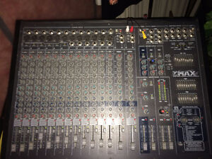 YORKVILLE POWERMAX 2150 16 CHANNEL MIXER FIRST $500