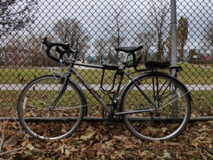 Raleigh Port Townsend 2011 Excellent Touring Bicycle
