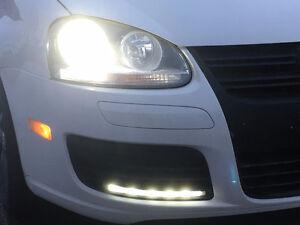 Volkswagen Jetta projecteur HID et LED DRL
