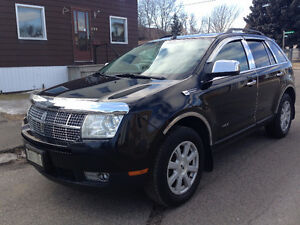 2007 Lincoln MKX SUV, Crossover