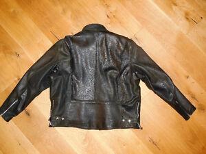 Motorcycle Leather Jacket Prince George British Columbia image 2