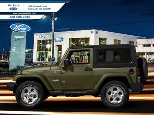 2016 Jeep Wrangler Sahara  -  A/C - Low Mileage