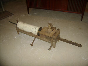 ANTIQUE SAUSAGE MAKER FOR SALE