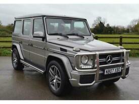 image for Mercedes-Benz G55 5.4 5DR V8 GREY SUPERCHARGED G63