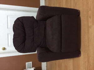 2 children's recliners for sale.