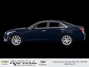 2016 Cadillac CTS 3.6 Luxury Collection   - $260.58 B/W