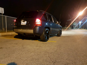 Mint  jeep compass  4x4