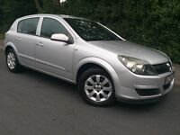 AUTOMATIC - 2005 VAUXHALL ASTRA - 1 YEARS MOT - ONLY 70,000 MILES