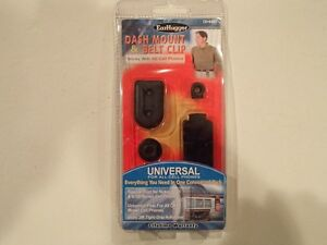 Universal Cell Phone Dash Mount & Belt Clip by EarHugger CH-8400