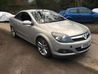 Vauxhall/Opel Astra 1.8i 16v 2006.5MY Twin Top Sport spares and repairs bargain