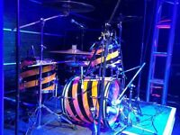 RCI Starlight Drumkit (SHELLS ONLY)