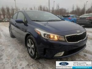 2018 Kia Forte LX|2.0L|Heated Seats|Back-up Camera