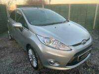 2010 FORD FIESTA 1.4 TITANIUM AUTOMATIC WITH ONLY 13219 MILES